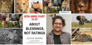 MCGM ties up with Animal Planet - Zulfia Waris - Discovery-MediaBrief