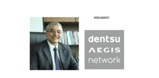 image Ashish Bhasin CEO Dentsu Aegis Network Greater South and Chairman and CEO of India -MediaBrief