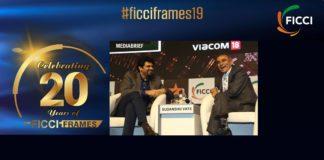 image-Sudhashu Vats at FICCI FRAMES 2019 -1- MediaBrief