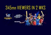 image-VIVO IPL 2019-delivers-massive-345mn-viewers-in-2-weeks-mediabrief