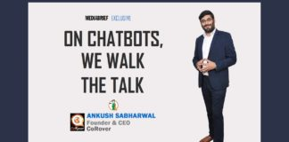 image-Chatbots-Ankush-Sabharwal-Founder-&-CEO-of-CoRover-speaks-with-MediaBrief