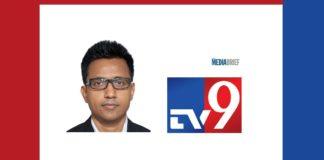 image-barun das appointed ceo of tv9 mediabrief