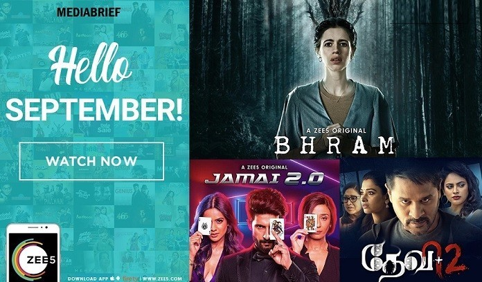 ZEE5 Global unveils strong September lineup with originals