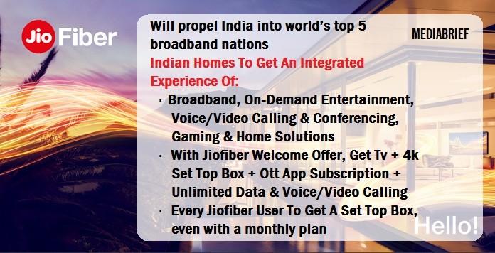 IMAGE-JIO FIBER INDIA PLANS ANNOUNCED-MEDIABRIEF-3