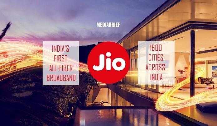 IMAGE-JIO FIBER INDIA PLANS ANNOUNCED-MEDIABRIEF-UPGRADE