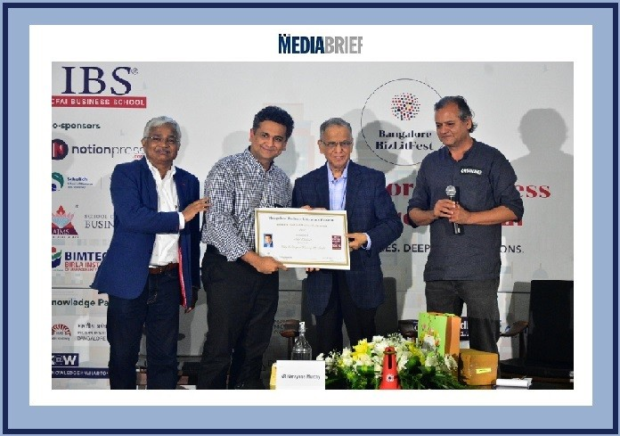 image-INPOST-1-Alok Kejriwal wins BBLF CK Prahalad Best Business Book Award 2019-MediaBrief