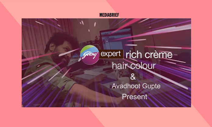 image-Avadhoot Gupte and Godrej Expert Rich Crème hair colour unveiled Ganesh aarti Mediabrief