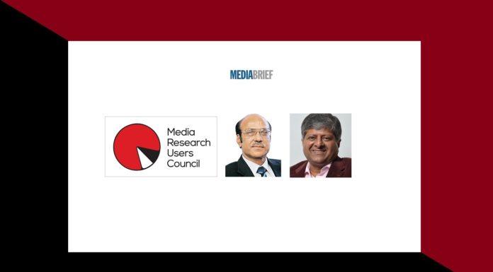 image - MRUC elects Pratap Pawar as Chairman - Shashi Sinha as Vice Chairman 4 Sept 2019 MediaBrief