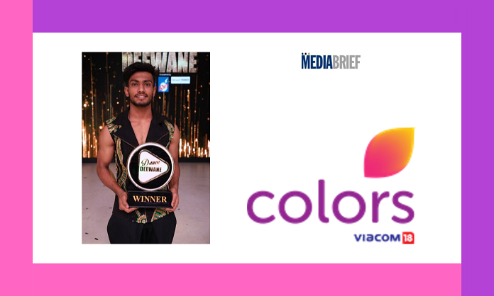 image-Vishal Sonkar wins Dance Deewana Season 2 on COLORS Mediabrief
