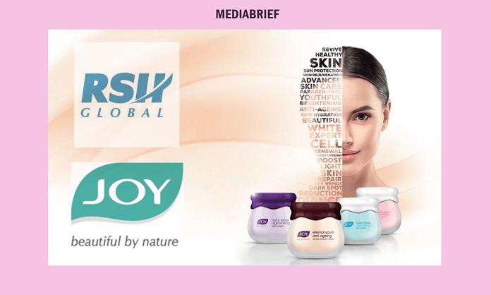 image-'Revivify' from RSH Global's brand Joy skin care Mediabrief