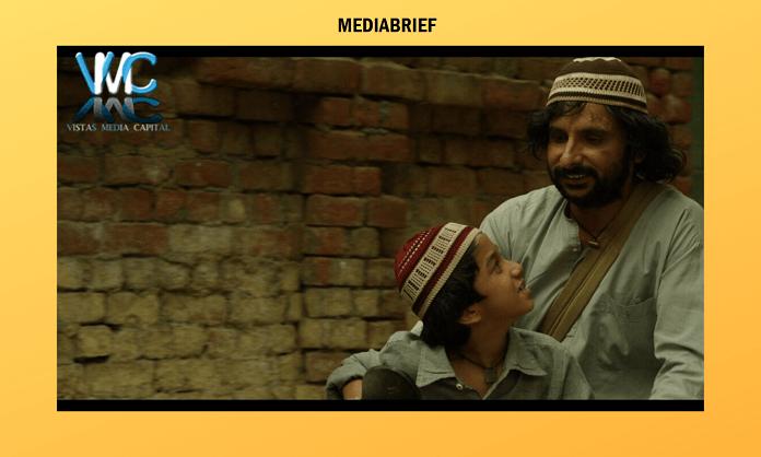 image-Golden Ration Films' Nakkash Bags Two Awards Mediabrief