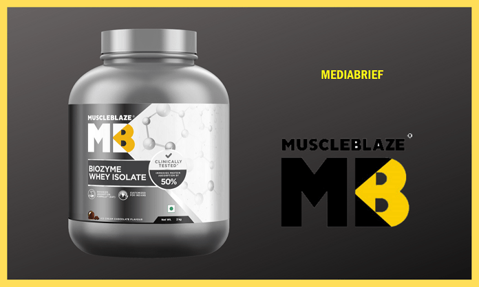 image-MuscleBlaze launches a Whey protein Mediabrief