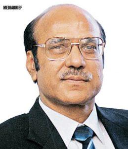 image - MRUC Chairman Pratap Pawar - MediaBrief