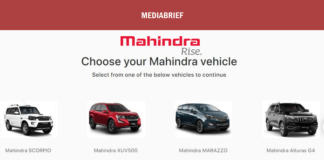 image-select from a range of over 6 Mahindra models Mediabrief