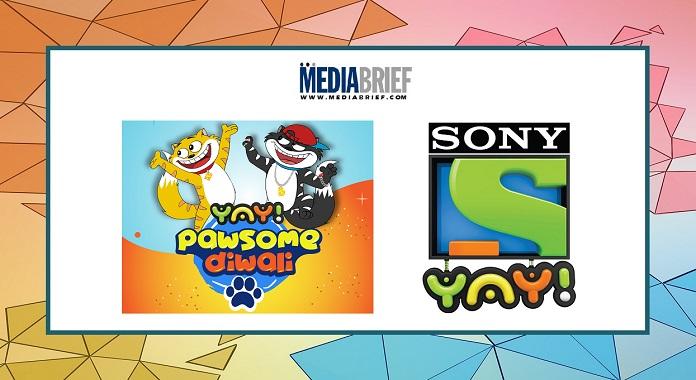 image-Sony YaY Pawsome Diwali campaign MediaBrief