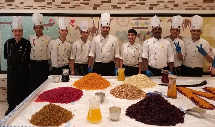 Novotel Mumbai Juhu Beach - Sunday Cake Mixing Brunch