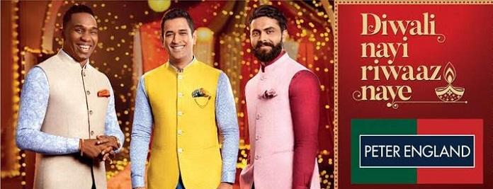 Peter England Celebrates Diwali With Chennai Super Kings