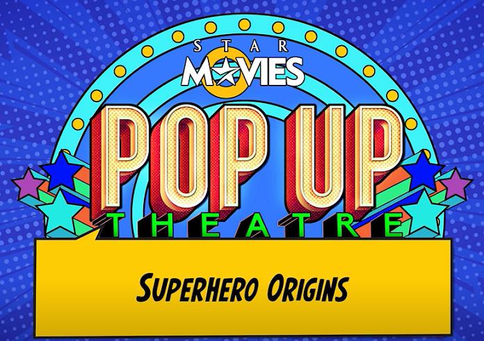 Star Movies SuperHero Origins