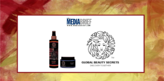 image-Festive hamper Pampering Beauty Kit by Global Beauty Secrets Mediabrief