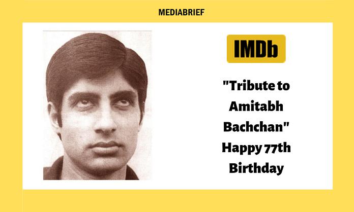 image-IMDb showcases pic of superstar Amitabh Bachchan by Ajitabh Bachchan Mediabrief