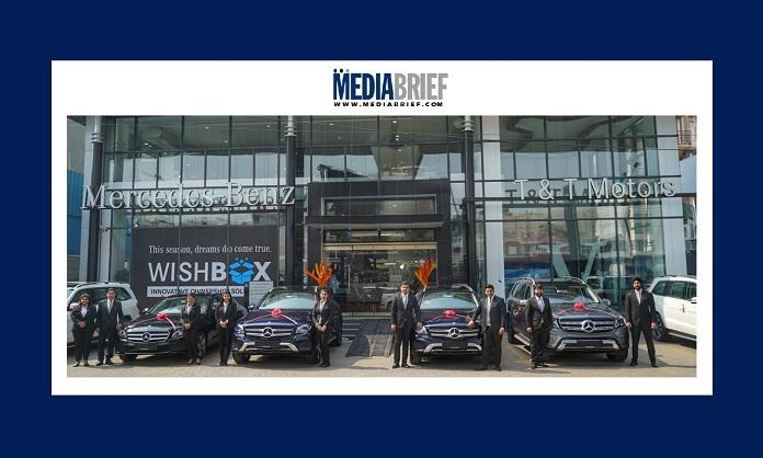 image-Mercedes Benz Dhanteras sales - at T&T Motors Rajouri Garden MediaBrief