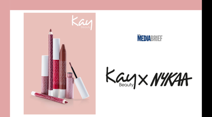 image-Katrina Kaif launches Kay Beauty in partnership with Nykaa Mediabrief
