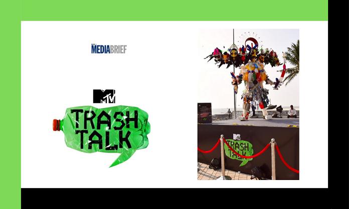 image-MTV to curb plastic pollution with #MTVTrashTalk on Dussehra Mediabrief
