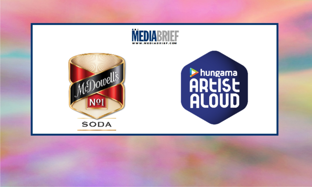 image-McDowell's No.1 Soda partners with Hungama mediabrief