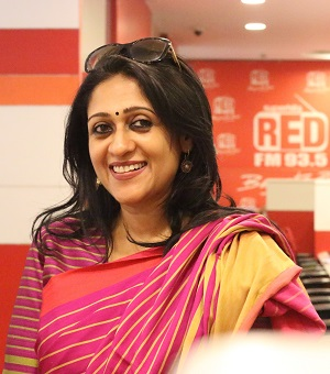 image-Nisha Narayanan COO and Director RED FM and Magic FM-MediaBrief