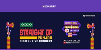 image-OPPO Straight Up Punjab Music Festival on Youtube Mediabrief