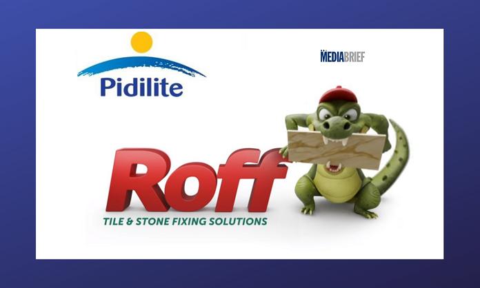 Pidilite Unveils Maiden Tvc For Its Tile Adhesive Brand Roff Roff Mein Hain Magar Ki Jakkad