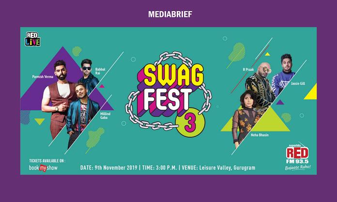 image-RED FM's Swag Fest 3.0 says 'Go Mental' Mediabrief