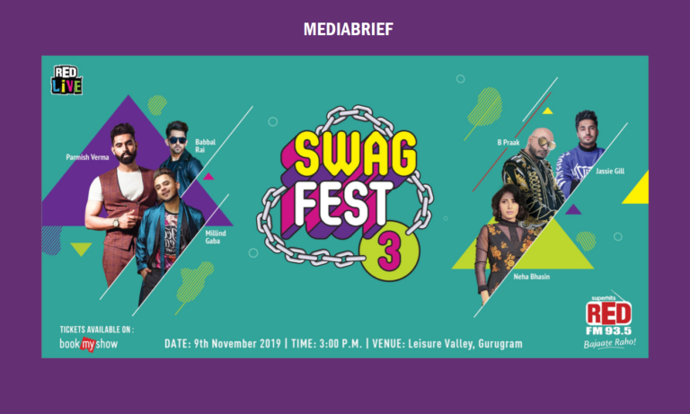RED FM's Swag Fest 3.0 says 'Go Mental'