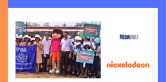 image-This Joy of Giving Week Nickelodeon says Har Ek Tree kare Polution Free Mediabrief