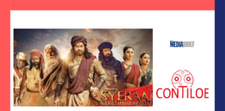 image-VFX vertical, Contiloe Pictures 'Sye Raa Narasimha Reddy' Mediabrief