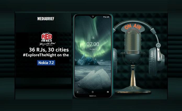 image-RED FM- Nokia - #ExploreTheNight-Mediabrief