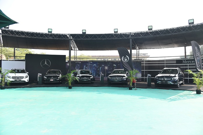 Mercedes-Benz Luxe Drive Live Mumbai - Picture 01