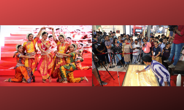 Odisha festivities come alive at Seawoods Grand Central Mall