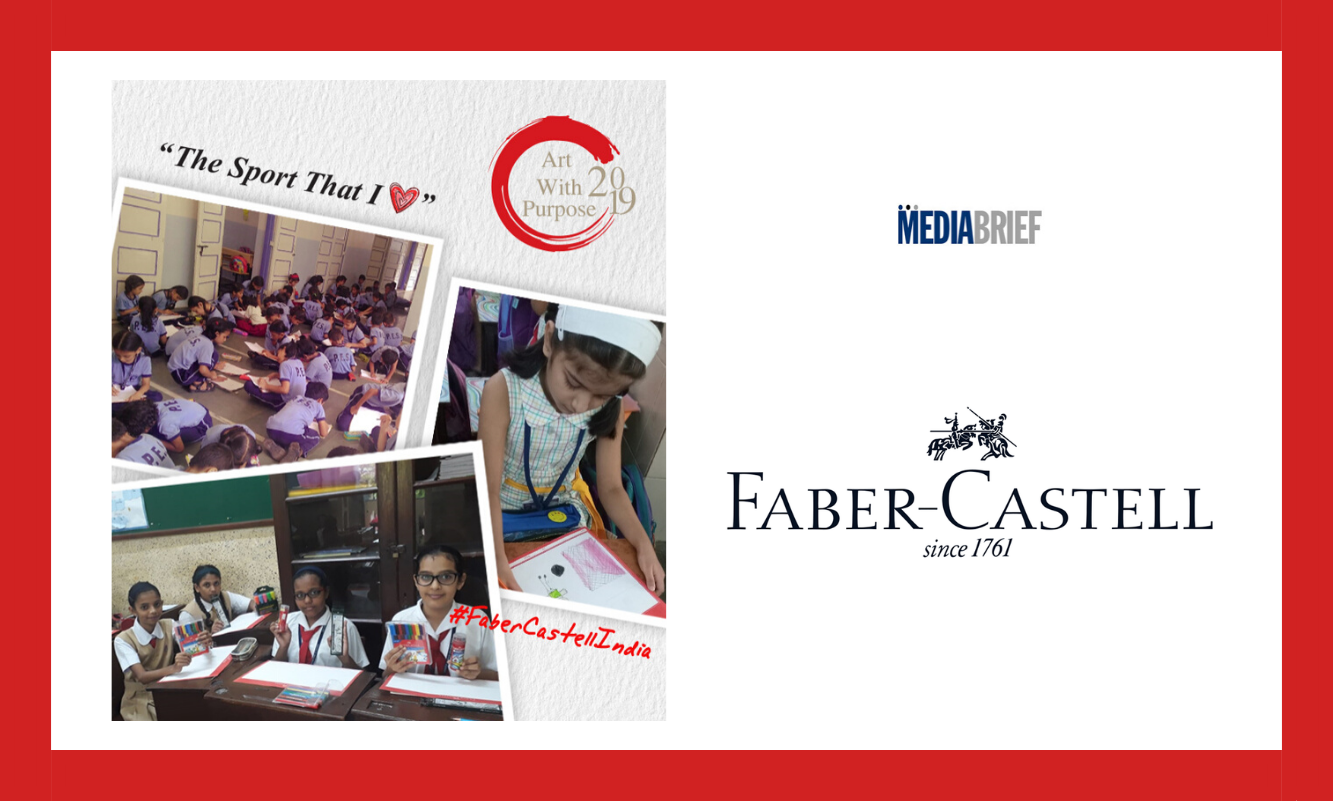 image-Faber-Castell announces 'Art With Purpose 2019' Mediabrief