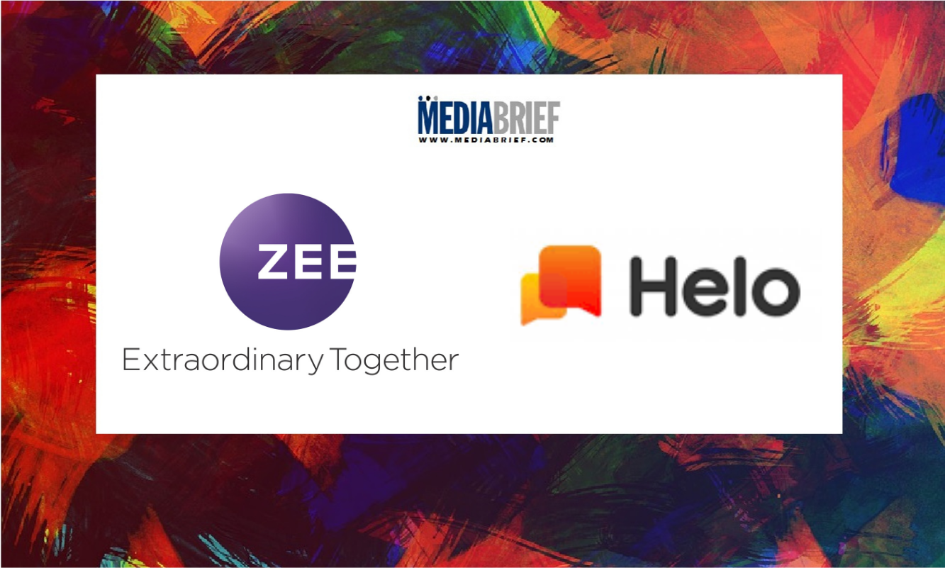 image-Multi-platform success for ZEE's integrated campaign with Helo app Mediabrief