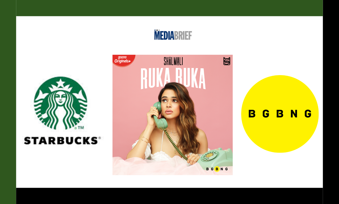 image-Starbucks and Big Bang Music collaborate for a Cafe Tour with Popstar Shalmali Mediabrief