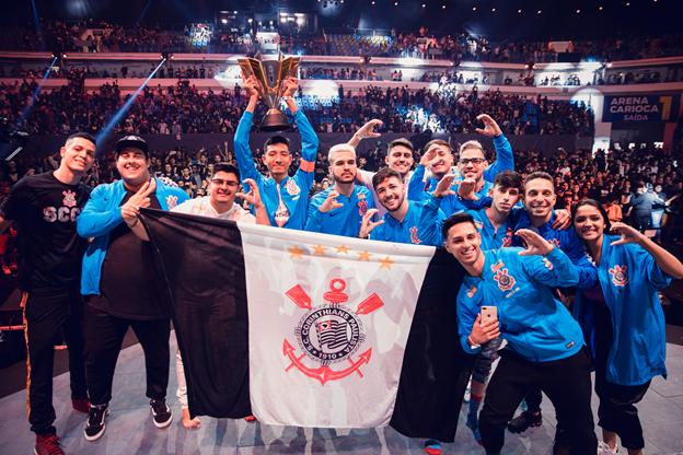 Team Corinthians Wins Free Fire World Series 2019