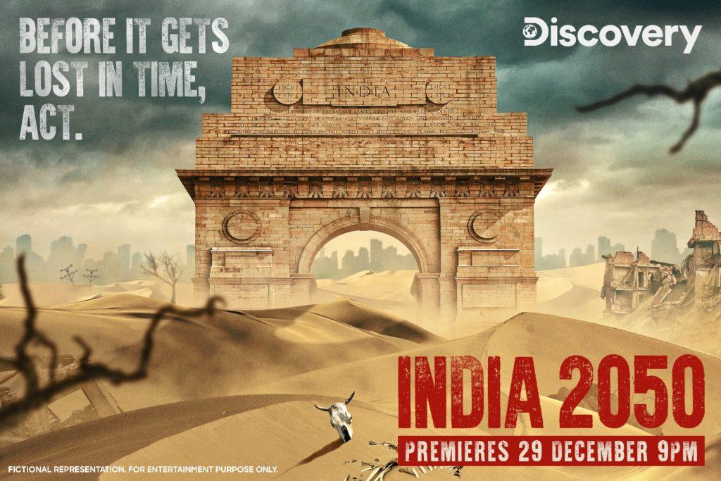 India 2050 India Gate