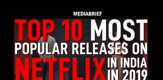 image - Netflix most popular shows and films in India released in 2019 - MediaBrief