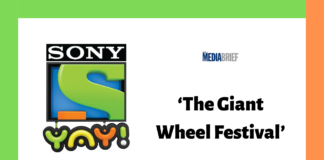image-Sony YAY! mega carnival for the entire family 'The Giant Wheel Festival' Mediabrief