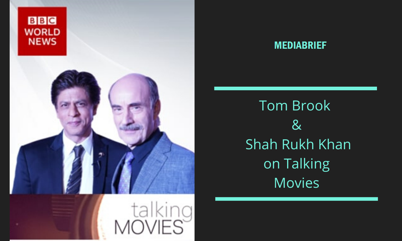 image-Talking Movies & Shah Rukh Khan on the evolution of Bollywood Mediabrief