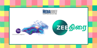 image-Zee Entertainment forays into Tamil movie genre with the launch of its new Tamil movie channel – Zee Thirai Mediabrief