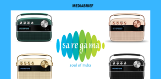 image-podcast stations on Saregama Carvaan 2.0 Mediabrief