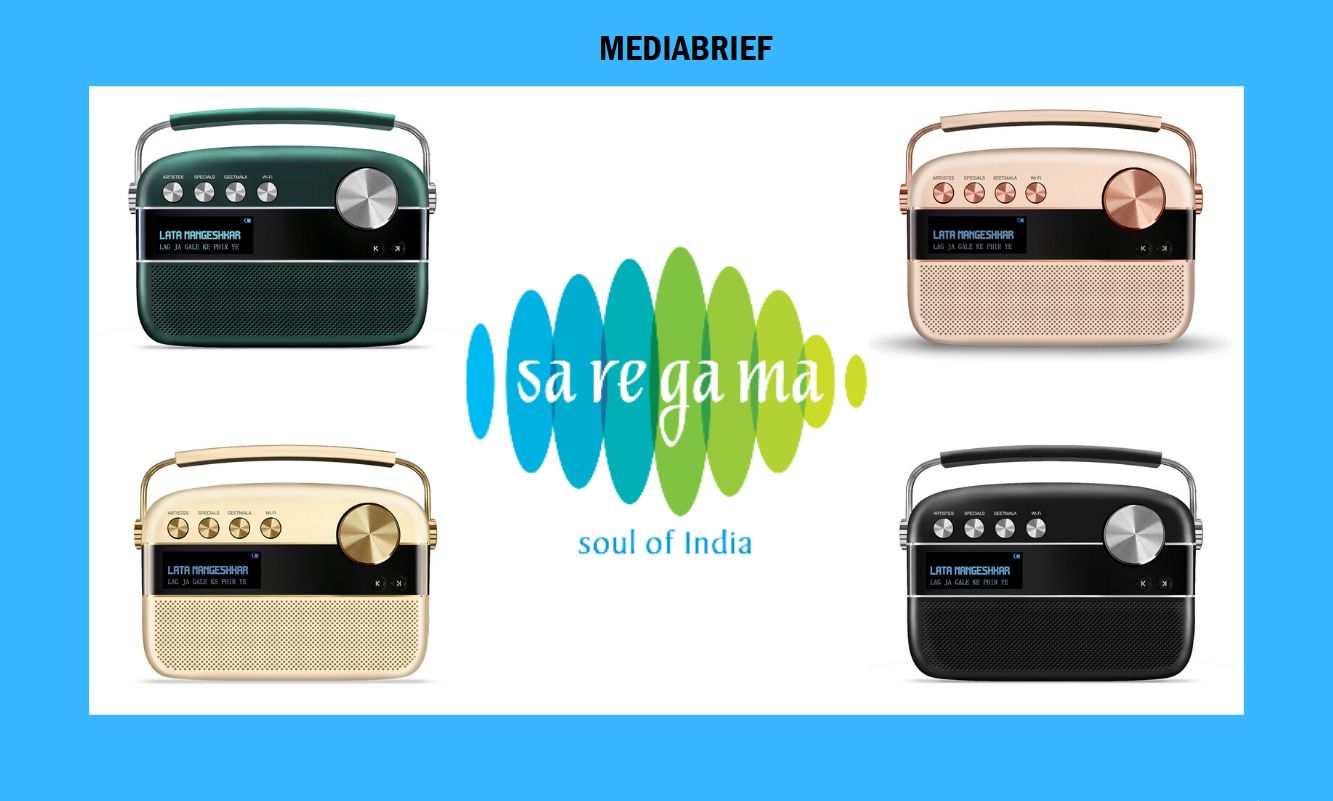image-podcast stations on Saregama Carvaan 2.0 Mediabrief