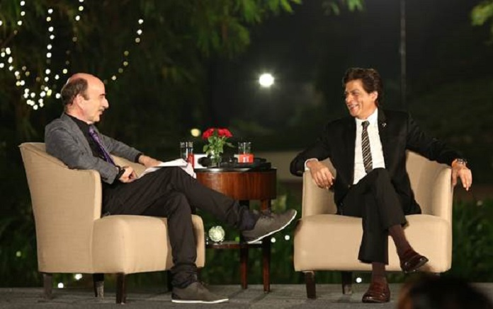 Talking Movies, Khan gave an exclusive interview